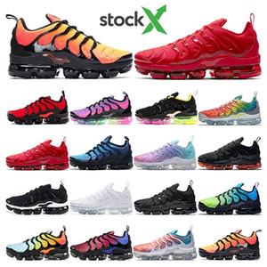 TN Além disso mens tênis Grade espírito Imprimir teal ser verdadeiros Triplo Preto homens mulheres estilista sneakers barato US 5,5-12