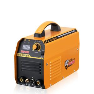 WS-200GT máquina de solda Elétrica TIGWelding Soldador TIG Argão IGBT AC 220 V 200A Portátil Arc Welding Novo