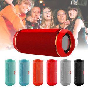 TG116 Mini Altavoz Bluetooth estéreo de alta fidelidad inalámbrica Protable Soundbox Subwoofers del altavoz al aire libre MP3 Reproductores de música USB FMMobile Teléfono 2019