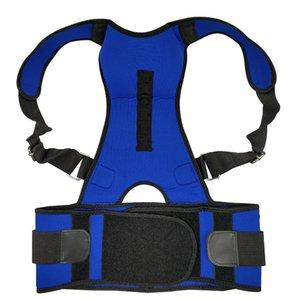 Ajustável Voltar Posture Corrector Magnetic Therapy Posture Corrector Brace Shoulder Magnetic Voltar Suporte Brace Belt Confortável