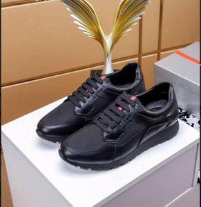2019 Homens clássico couro genuíno Arena Marca Flats Sneakers Masculino High Top Moda Luxo Casual ata acima xg18091607