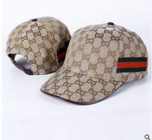 Berretto da baseball Moda Uomo Donna Outdoor Designer Sport G Maglie Caps Hip Hop Snapback regolabili Cool Pattern Hats New Truck Hat