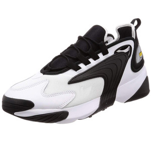 2020 Zoom M2K Homens Running Shoes Mulheres Tainers 2K Tekno 2000 Triplo Preto Branco Cinza Escuro Sports Sapatilhas