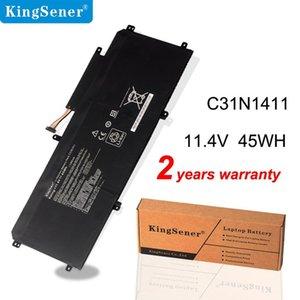 Аккумуляторы для ноутбуков KingSener C31N1411 аккумулятор для ноутбука ASS Zenbook 305 U305F U305FA U305CA 305 305CA UX305F UX305FA 11.4 V 45Wh