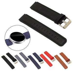 New High Quality Replacement Genuine Leather Watch Band Steel Wrist Soft Smooth Watchband Strap for Huawei Honor S1 Watch