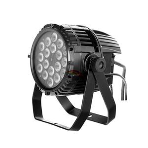 الشحن مجانا جودة عالية LED ضوء المرحلة 18 X 15W RGBWA 5IN1 IP65 في الهواء الطلق uplights الاسمية LED