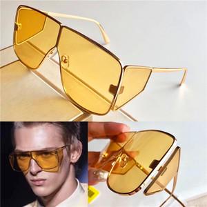 New fashion designer unisex sunglasses 708 square frame simple popular goggle selling style top quality uv400 protection eyewear