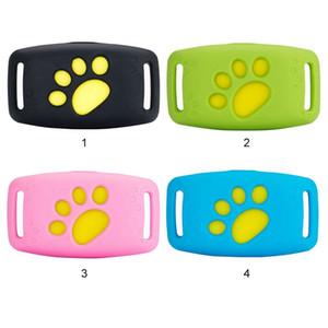 Pet Tracker GPS collier de chien Cat Callback GPS résistant à l'eau Fonction de charge USB GPS Trackers pour les chiens Universal