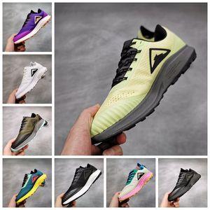 Nike Zoom Pegasus 36 Trail Turbo Luminous Vert Rose Bleu Hommes Chaussures De Course Pour Hommes Femmes Sport zoom Baskets Designer Baskets Taille 11