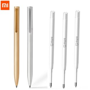 2018 Xiaomi All Metal Mijia Sign Other Accessories Game Accessories MI 05mm Signing Pen PREMEC Smooth Switzerland Refill MiKuni Japan Ink Of