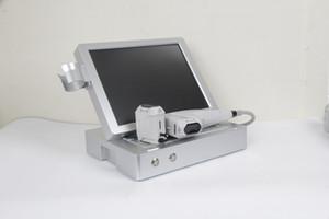3Д машина красотки HIFU преобразователь картриджи ультразвук высокой интенсивности сфокусированный машина HIFU подтяжка лица Лучшие 3D патроны датчик