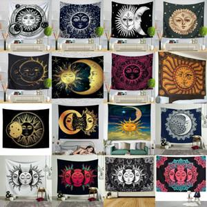 Tamanho Grande HD Impresso Mandala Tapestry Psychedelic Tapeçaria Colcha Cobertores Home Decor Wall Art Tapeçaria Pictures decorativa