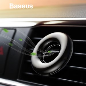 Aromatherapy Car Phone Holder Air Freshener Car Perfume Baseus for Auto Air Vent Purifier Fragrance Clip Diffuser Solid Perfume