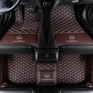 Zhihui personnalisés Tapis de voiture pour Infiniti FX35 FX37 QX80 EX FX G JX M QX50 QX56 QX80 QX70 QX60 QX30 Q70L Q50 Q60 ESQ