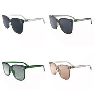 Lunettes de soleil coloré et les femmes lunettes de soleil polarisées Safe Driving antireflets Sunglass Eye Wear Homme SunGlasses UV400 6 Couleur # 875