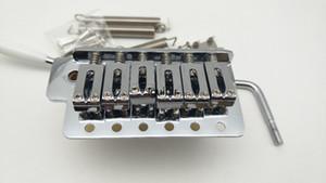 Одно высокое качество вибрато гитары моста, медное основание Подходит для ST Гитара / Silver Сделано в Корее