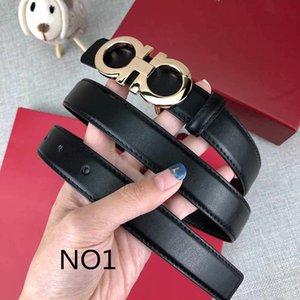 Cintos de moda das mulheres Correia à moda Casual 8 Letters Suave fivela de cinto Largura 24mm Altamente qualidade
