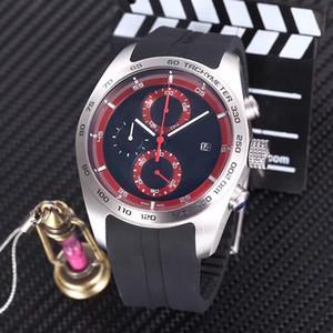 Adam İzle Kuvars Kronometre Erkek Chronograph Saatler Erkek Kol 01