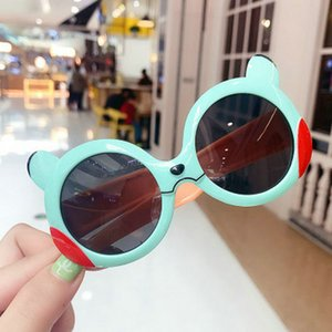 best kids sunglasses for kid gafas de sol infantiles Gym Blue Party Favors and Festival hairclippersstore HIScW