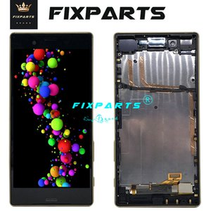 "Hight QualityFor Sony Xperia Z5 E6653 E6603 E6633 LCD Display Touch Screen Digitizer Assembly 1920*1080 For 5.2"" Sony Z5 LCD"