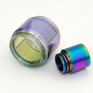 SMOK TFV12 Prince'in 8 mi Genişletilmiş Gökkuşağı Bulb Cam için Değiştirme