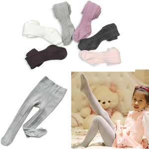 8 estilos Leggings para bebés Niños Algodón Pantimedias Moda Moda Juegos Niños Autumn Stockings Spring Princess Pants Pantyhose Pant Sock M786