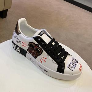 럭셔리 FashionDesigner 남성과 여성 운동화 문서 번호 CS1570AZ268HWF57 캐주얼 패션 커플 신발 최고 품질의 크기 35-45를 포르토 피노