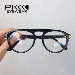 2020TF781 unico ponte occhiali TF occhiali degli occhiali blu occhiali leggeri Computer Donne spettacolo cornice miopia