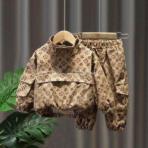 2020 station européenne enfant costume 2020 Nouveau Printemps Vêtements Printemps Et Automne modèles Bébé Printemps Vêtements style étranger