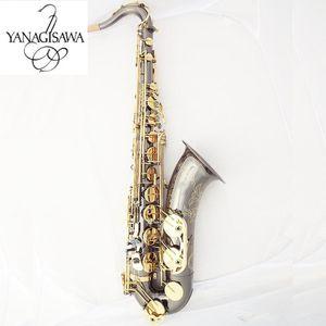 2019 Yanagisawa W037 saxofón tenor musical del saxofón tenor B plana saxofón jugar profesionalmente párrafo envío de la música del saxofón