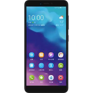 "Original ZTE Lâmina A4 4G LTE telefone celular 4GB RAM 64GB ROM Snapdragon 435 Octa Núcleo Android 5.45"" Phone 13MP Fingerprint ID Smart Mobile"