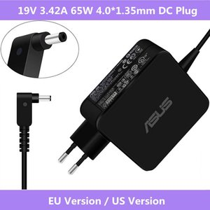 Günstige Laptop Adapter ASUS 19V 3.42A 65W 4.0 * 1,35mm AC Laptop Power Adapter Reise-Ladegerät für Asus Zenbook 310UA 305CA 305C UX305UA UX305F