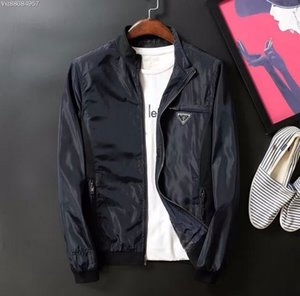 19 новая тенденция вскользь куртка мужская высокого класса моды личности куртка красивый тренд мужской одежды 58868677 22