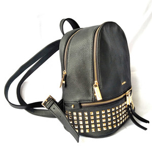 Moda Split couro Mulheres Mochila Grande Capacidade de viagem Feminino Laptop Bag Mochila Escolar para Meninas Adolescentes