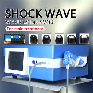 2020 Compressor Unlimited Shots Shock Wave Machine / Shockwave Therapy Machine/Экстракорпоральная Физическая Машина Для Облегчения Боли В Суставах