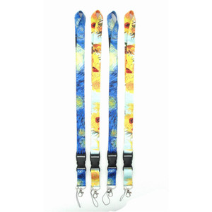 Universal Lanyard Black BLUE WHITE 15 COLORS available STRAP FOR All CELL PHONEs HOT SALE STRING NECK STRAP