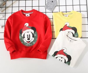 New Child Sweater Hoodie Cotton Cartoon Print Brand Boy Girl High Quality Hooded Sweater Children Sweatshirts Kids Clothing #010921