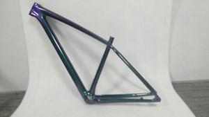 2019 خفيفة EPIC برميل رمح من ألياف الكربون الدراجة الجبلية إطار الدراجة الجبلية إطار دراجة الإطار سباق سباق 29ER التدرج