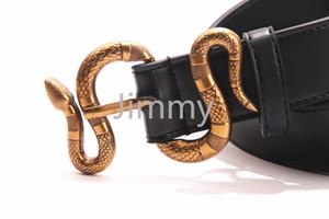 2019 Desinger New Mens Donna Cintura nera Cinture di affari in vera pelle Cintura di fibbia modello cintura di colore puro Cintura per regalo