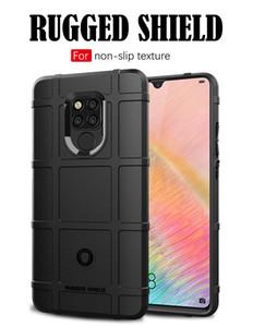 Zırh Vaka Huawei Mate 20X Nova 4 P20 Lite Mate 20 pro Mate 10 pro Tampon Darbeye Dayanıklı Sağlam Kabuk Kabuk Kapak