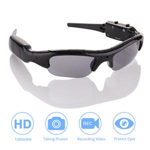 Облегченный DVR Солнцезащитные очки камеры TF Mini Audio Video Recorder Высокое качество Mini DV Video Recorder Стильный очки для взрослых бесплатная доставка