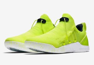 AD NXT Volt verde tênis de basquete yakuda armazenar Dropping aceitado dC NXT é o mais exclusivo Basketball Shoe Out Now Mamba Shoe