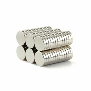 Neuer 1pcs N35 Neodym-Magnete 8x2mm Super Strong Disc Zylinder Kühlschrank Seltene Erden NdFeB Magnet N35 Runde