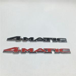 Для Mercedes 4-MATIC 4Matic AWD Metal Bumper Магистральные Grill эмблема Термоаппликации Логотип Знак