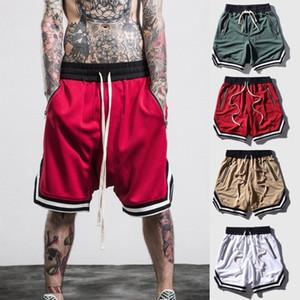 Zogaa Artı Boyutu-5xl Adam Şort Yaz 2018 Streetwear Erkekler Kısa Şort Spor Koşu Çalışan Spor Sweatpants Kalça Pop Erkek Şort Y190508