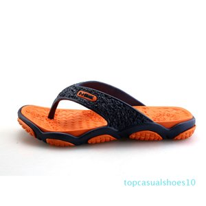 Summer Beach Slippers Shoes Casual Men Soft EVA Flip Flops Flats Mens Shoes Sliders Outdoor Flip Flop Sandalias t10