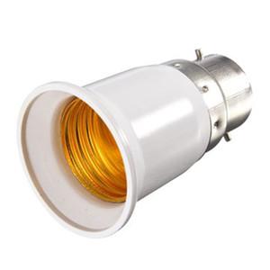 Suporte da lâmpada Durable Anti- B22 Para E27 Converter Luz Base de soquete para lâmpada Screw Adapter SY0462 luz