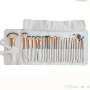 Makeup brushes 24PCS sets cosmetics brush and bag Professional brushes Powder Foundation Blush Makeup Brushes Eyeshadow brush Kit