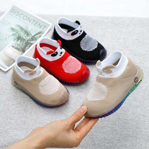 2020 Summer Baby Boys Shoes Infant Slip-On First Walkers Toddler Striped Canvas Sneaker bebek ayakkabi B002