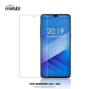 Mobile Screen Protector pour Samsung A10 / A10S / A20E / A10E / A20S / A3 (2017) / A320 9H HD verre clair Guard écran